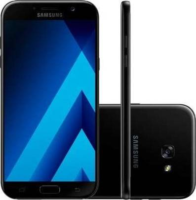 Samsung Galaxy A7 (2017) 32GB ( Black )
