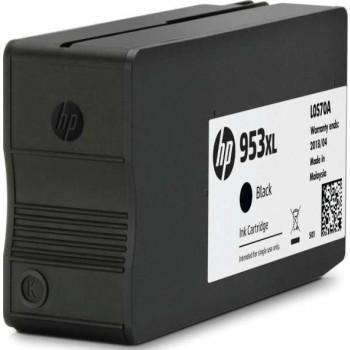 HP 953XL Black High Yield Original Ink Cartridge | L0S70AE