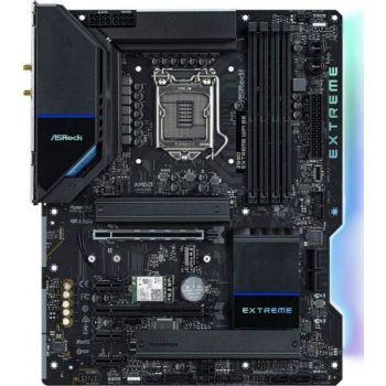 ASRock Z590 Extreme Wifi 6E - Intel Z590 Chipset, LGA 1200, Max 128 DDR4-SDRAM, PCI Express 4.0, 4600,4800 MHz, ATX Motherboard   90-MXBFJ0-A0UAYZ