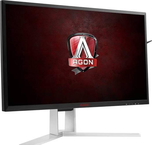 "AOC AGON AG272FCX 27"" Gaming Monitor, FreeSync, FHD (1920X1080), TN Panel, 144Hz, 4ms, Height Adjustable, DisplayPort, HDMI, USB | AG272FCX"