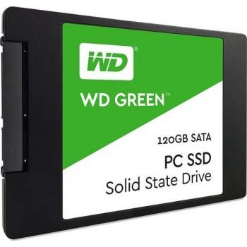 Western Digital 120GB Green SATA III 2.5 Inch Internal SSD Drive | WDS120G2G0A / WDS120G1G0A