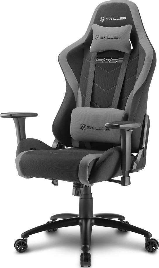 Sharkoon Shark Skiller Sgs2 Gaming Chair Black Grey