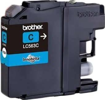 Brother LC563 Cyan Ink Cartridge | LC563C