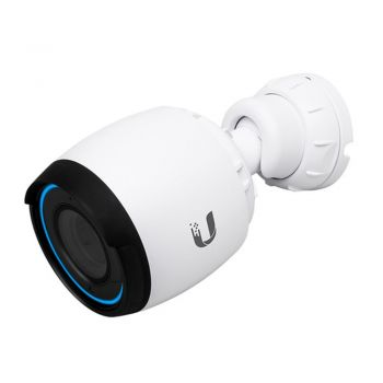 Ubiquiti Networks UniFi UVC-G4-PRO 4K UHD, 3840 x 2160 at 24 fps, 3x Optical Zoom, Built-In Microphone, Outdoor Network Bullet Camera   UVC-G4-PRO