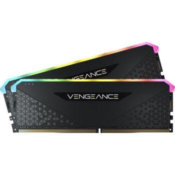 Corsair Vengeance RGB RS 32GB (2 x 16GB) 288-Pin DDR4 Desktop Memory, SDRAM, DDR4 3200, (PC4 25600), Intel XMP 2.0 | CMG32GX4M2E3200C16