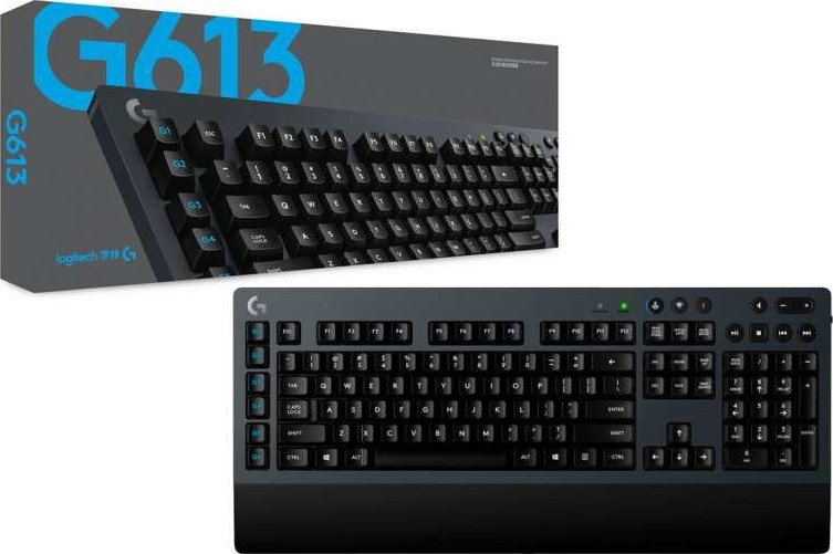 Logitech G613 Lightspeed Mechanical Gaming Keyboard Romer G Tactile Switch  920 008393