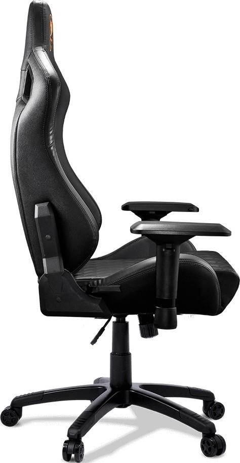 Cougar Armor S Gaming Chair Black Cg Chair Armor S