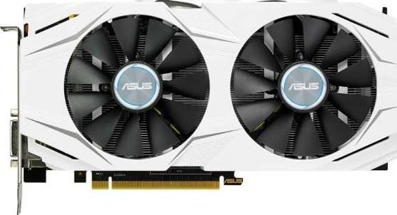 Asus Dual Nvidia GTX 1070 8GB GDDR5 PCI Express 3 0 x16 256 bit DVI D 2 x  HDMI 2 x DisplayPort DUA