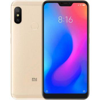 Xiaomi Mi A2 Lite Dual Sim Mobile Phone, 4GB RAM, 64GB, 4G LTE -  Gold   N18876726A