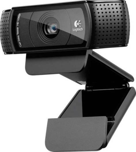 Logitech Hd Pro Webcam C920 Widescreen Video Calling And