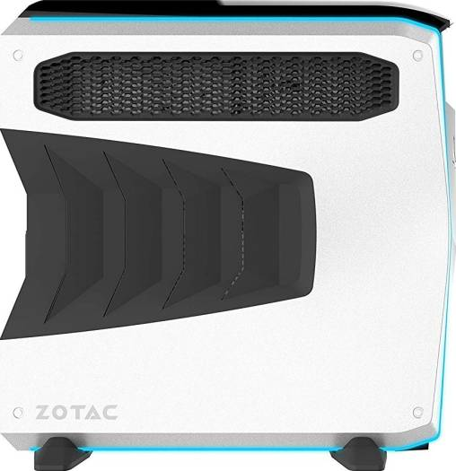 ZOTAC MEK1 Gamming PC, Intel Core i5-7400 3.0Ghz, ZOTAC GeForce GTX 1060 6GB GDDR5 192-bit, 16GB DDR4 RAM, 240GB NVMe SSD + 1TB HDD, Windows 10, White | G11060K501W