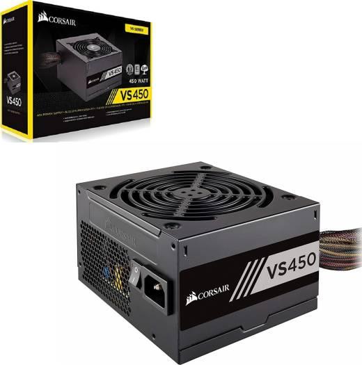Corsair VS450 450 Watts ATX 12V v2.31  Power Supply | CP-9020096-UK / CP-9020170-UK