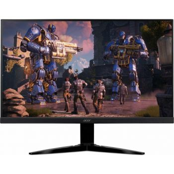 """DRACO Bundle Gaming PC – (Intel Core i5-10400F up to 4.3 GHz, 16GB DDR4 RAM, Nvidia Geforce GTX 1650 Graphic, 240GB SSD+1TB HDD , 165 HZ 24"""" Gaming Monitor + RGB Mechanical KB & Mouse"""