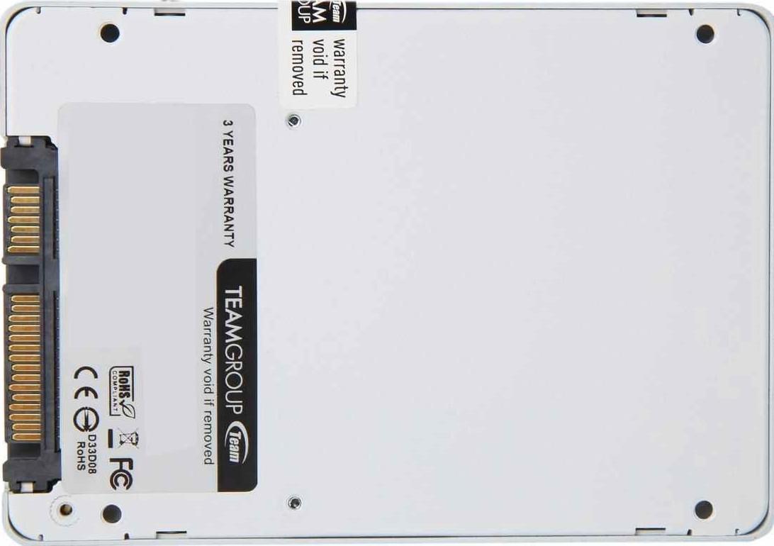 "Team Group T-FORCE DELTA RGB SSD 2.5/"" 500GB SATA III Internal RGB Solid State Dr"