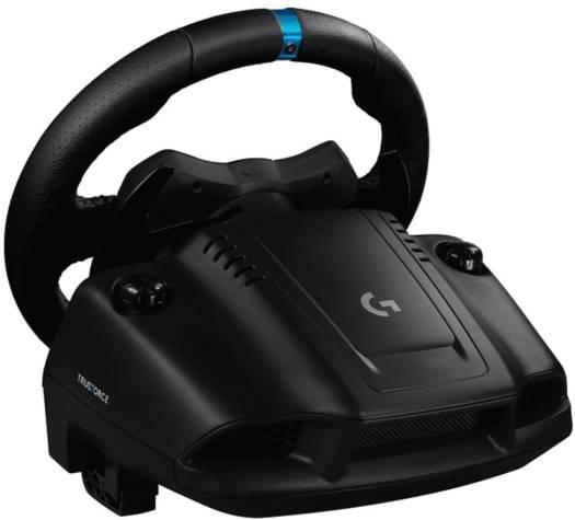 LOGITECH G923 TRUEFORCE SIM RACING WHEEL FOR XBOX SERIES ( X   S   ONE) & PC I 941-000160