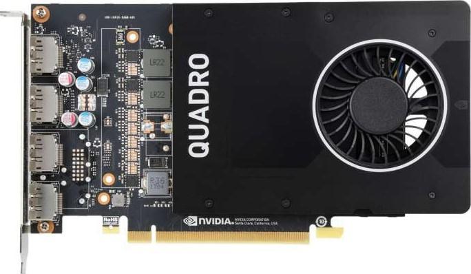 PNY Nvidia Quadro P2000 Video Card, 5 GB GDDR5, 160 bit, SLI, HDCP 2 2 and  HDMI 2 0b support, PCI E