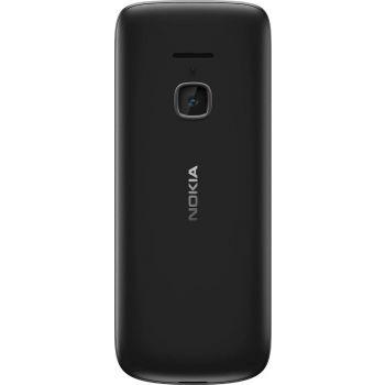 Nokia 225 Feature Dual SIM Mobile Phone, 4G, 64MB RAM - Black   6438409050458