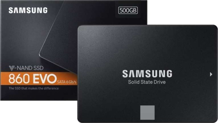MZ-76E500B//AM Samsung 860 EVO 500GB 2.5 Inch SATA III 6 GB//s Internal SSD