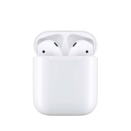 Apple Airpods Wireless Bluetooth Headset for iPhones with iOS 10 or Later White | MMEF2