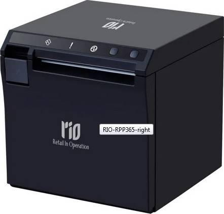 POS Printer - Black | RPP365