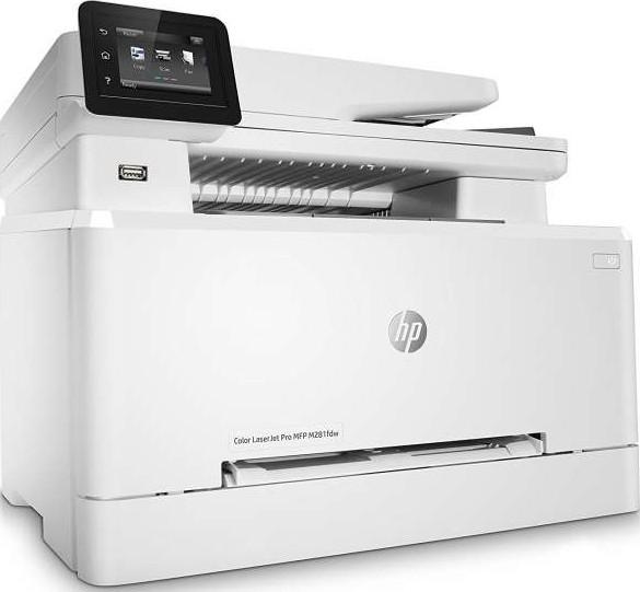 HP LaserJet Pro MFP M281fdw Color Multifunction Printer A4, A5, A6, B5 JIS  , B6 JIS ePrint, AirP