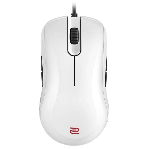 74eb3557f44 BenQ Zowie FK1+ e-Sports Ambidextrous Optical Gaming Mouse (White) | 9H.