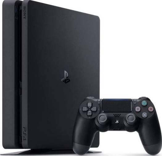Sony PlayStation 4 1TB Slim Console - Black   PSC010006