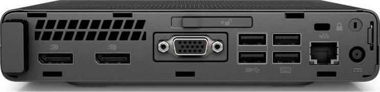 HP EliteDesk 800 65W G3 Desktop Mini PC i7 7700 3 60GHz 8GB RAM 1TB HDD Win  10 Pro 2UQ22EA