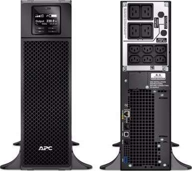 APC Smart UPS SRT 3000VA UPS 2700 Watt 3000 VA SRT3000XLI