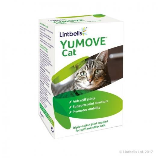 YuMove Cat 60 Capsules