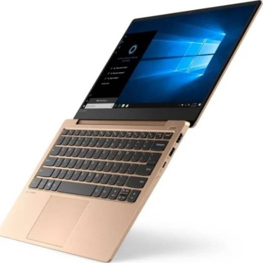 Lenovo Ideapad S530 Laptop, Core i7-8565U 1.8GHz, 16GB RAM, 512 GB SSD, 2GB NVIDIA, Win10 13.3inch FHD, Copper | 81J7003NAX