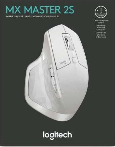 c602da24338 Logitech MX Master 2S Wireless Mouse (Light Grey)   910-005141 / 910 ...