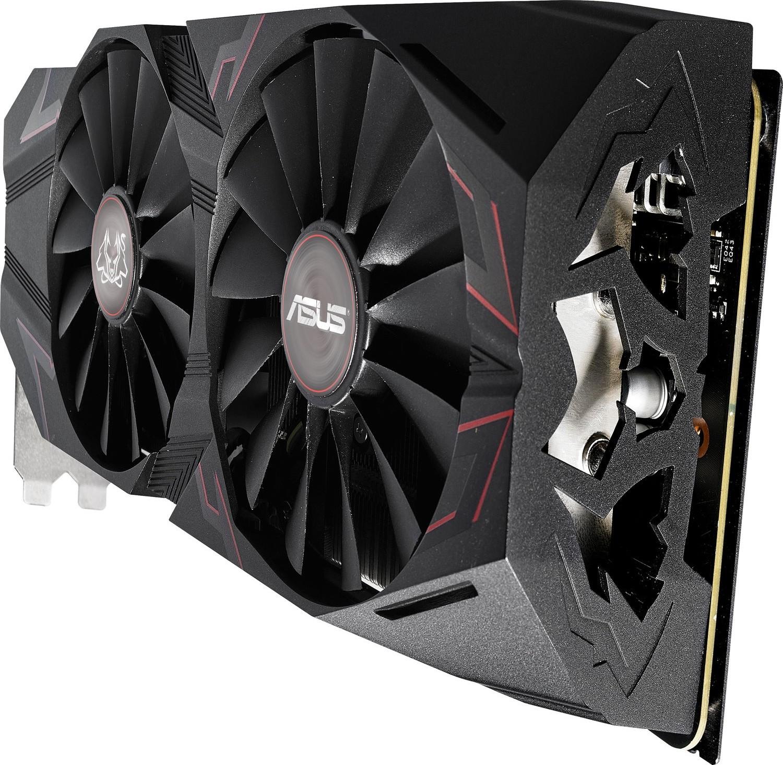 ASUS Cerberus GeForce GTX 1070 Ti 8GB GDDR5 256 bit, PCI e 3 0, Cuda Core  2432 Graphics Card CERBER