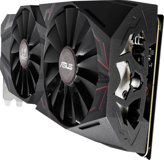 ASUS Cerberus GeForce GTX 1070 Ti 8GB GDDR5 256-bit, PCI-e 3.0, Cuda Core 2432 Graphics Card (CERBERUS-GTX1070TI-8G) | 90YV0BJ2-M0NA00