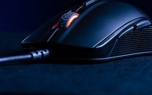 SteelSeries Rival 110 Gaming Mouse RGB Lighting 7,200 CPI