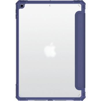 "Wiwu Alpha Smart Folio Case For Ipad Pro 12.9"" (2020) - Navy Blue | ASFCI12.9NB"