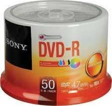 Sony 50 Spindle 16x Dvd R Disc 50pk Buy Best Price In Uae