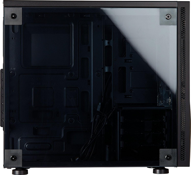 Corsair Carbide Series SPEC-05 Mid-Tower Gaming Case — Black | CC-9011138-WW