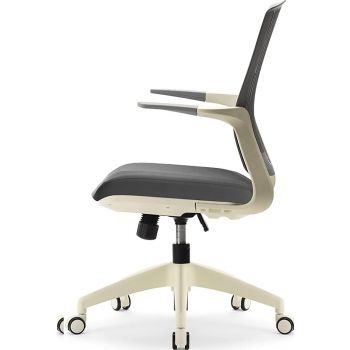Navodesk Basic Chair, Ergonomic Desk Chair, Office & Computer Chair For Home & Office - Grey | BASIC-GY