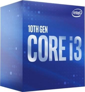 Intel Core i3-10100 up to 4.3 GHz Quad-Core LGA 1200 Processor, 14 nm Processor, 6 MB Cache | BX8070110100