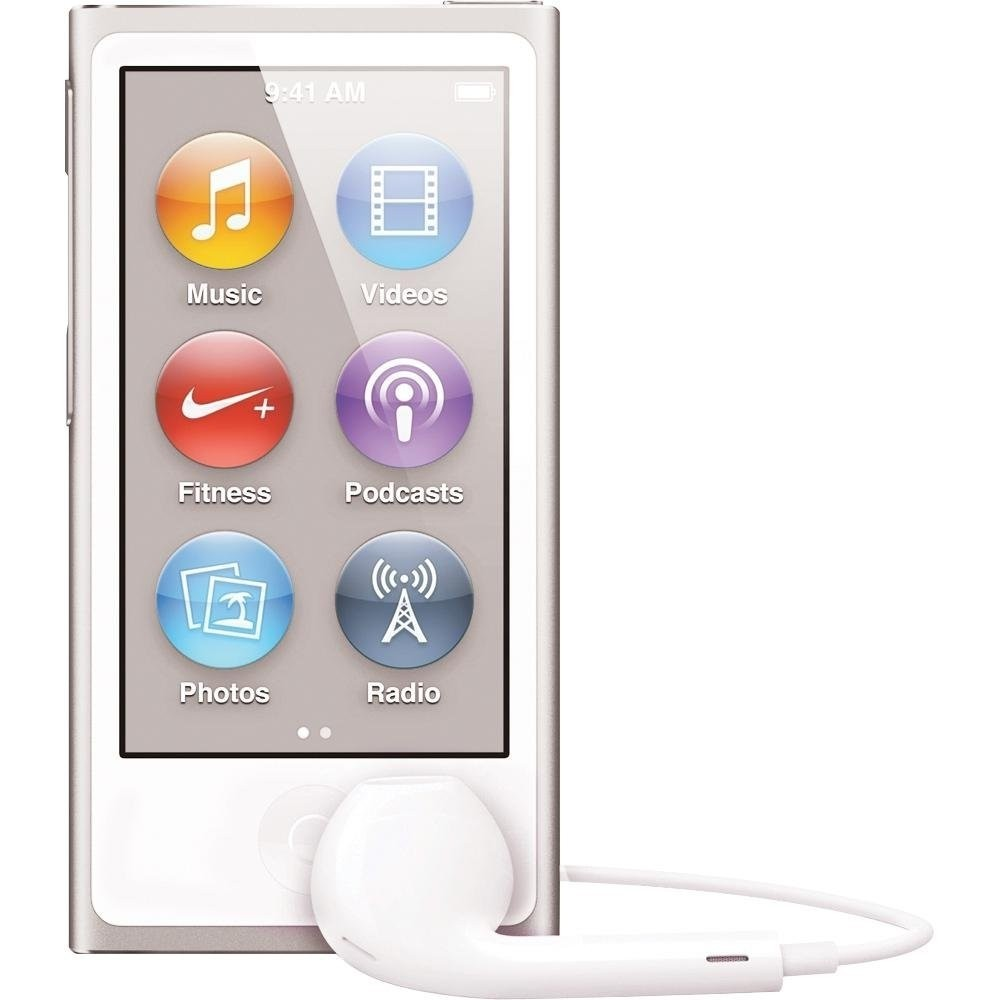 Apple IPod Nano 8th Generation, 16Gb, With 2.5inch Screen ...