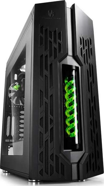 Deepcool Genome Ii Tower Gaming Case Black Liquid Cooling