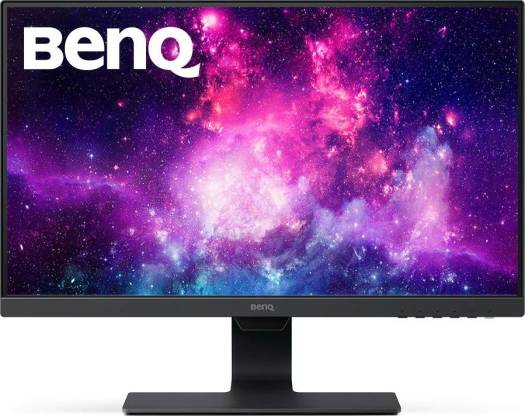 "BenQ GW2780 27"" IPS 1080p Monitor, Ultra Slim Bezel, Low Blue Light, Flicker-free, Speakers, VESA ready, Cable Management System, HDMI 