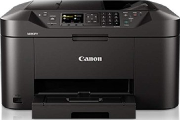 Canon MAXIFY Inkjet Business Printer, Wifi Connectivity, 250 Sheets  Capacity, Cloud Services MB214