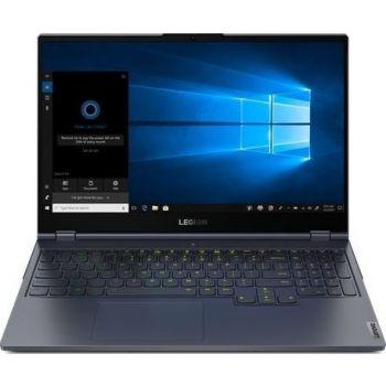 Lenovo Legion7 15IMHG05 Gaming PC – Intel Core i7-10875H 2.3GHz, 16GB RAM, 1TB SSD, Nvidia Geforce RTX 2060 6GB, 15.6Inch FHD, English/Arabic Keyboard, Window 10H - Slate Grey | 81YU0078AX