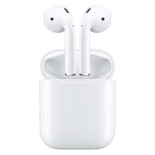 Apple Airpods Wireless Bluetooth Headset For Iphones With Ios 10 Or Later White Mmef2 Buy Best Price In Uae Dubai Abu Dhabi Sharjah
