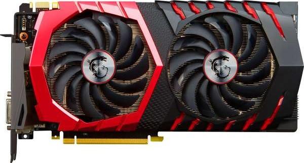 MSI GeForce GTX 1070 Ti GAMING 8G 8GB GDDR5 256-bit, PCI-E X16 3 0, VR  Ready DirectX 12 SLI Support Graphics Card | 912-V330-245