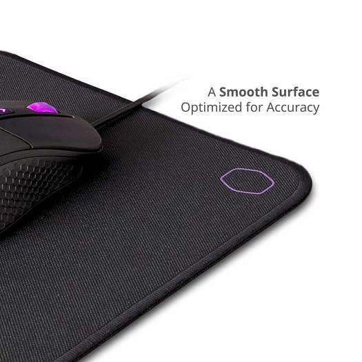 Cooler Master MP510 Large Gaming Mouse Pad with Durable, Water-Resistant Cordura Fabric | MPA-MP510-L