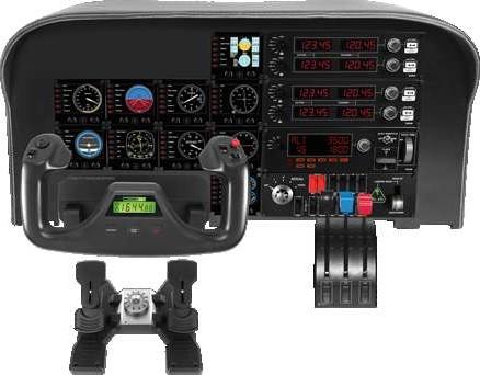 saitek pro flight drivers