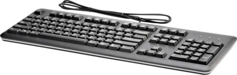 198361d9703 HP USB Standard Keyboard Black Arabic/US/INT | QY776AA#ABV Buy, Best ...